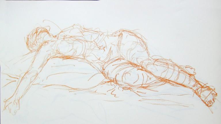 Color Nude #12 - 40,4 x 29,7cm, 2008