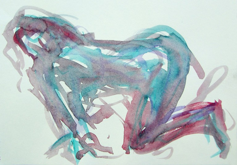 Color Nude #8 - 40,4 x 29,7cm, 2008
