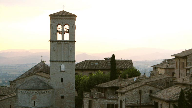 Casa-Faustina---Assisi-sunset