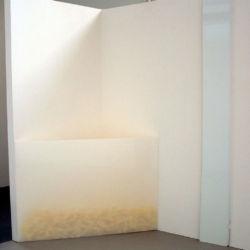 'Minus 48k', installation view, Winchester, 2002