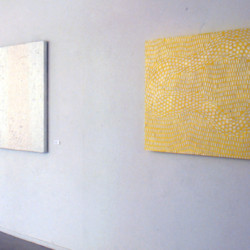 'Shortlist', exhibition view, Can Felipa, Poble Nou, Barcelona 2002