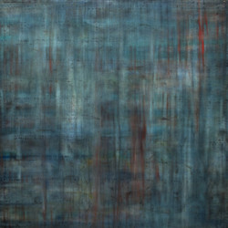 'Transubstantiation' (detail), oil on canvas, 110 x 110cm  1994
