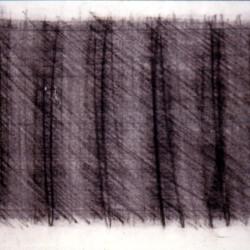 'Mesa I', graphite on paper, 20 x 17 cm, 1994