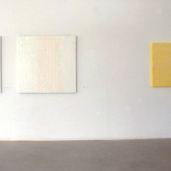'Shortlist', exhibition view, Can Felipa, Poble Nou, Barcelona 2002