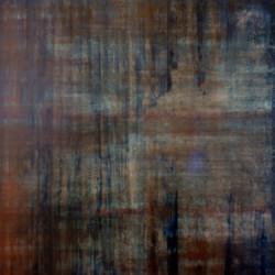 'Providencia', oil on canvas, 280 x 160mm, 1995