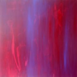 'Heavenly Pool', pigment & acrylic on canvas,110 x 110cm, 2008
