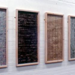 Spike Island Artspace, exhibition view, Bristol, 2000
